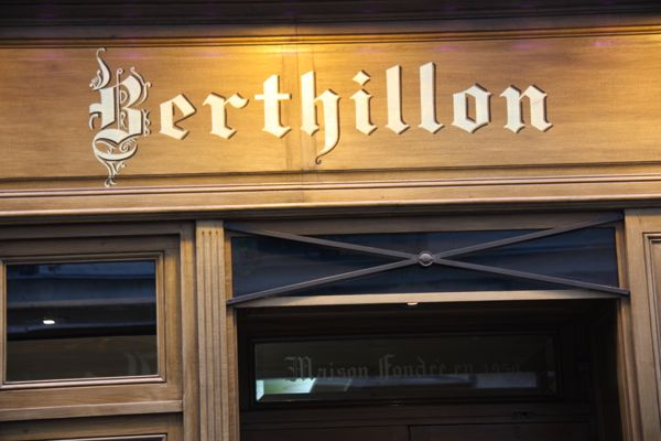 Berthillon, Paris France
