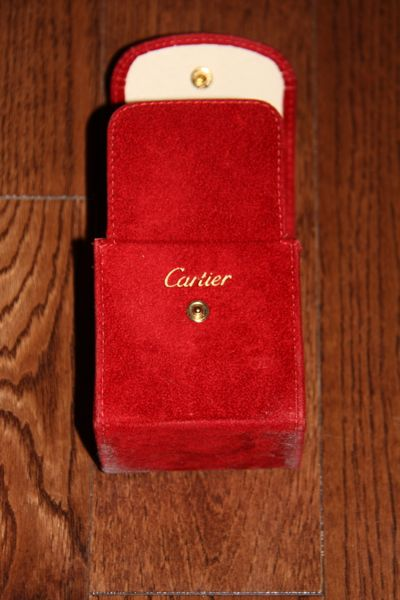 Cartier, Paris, France.