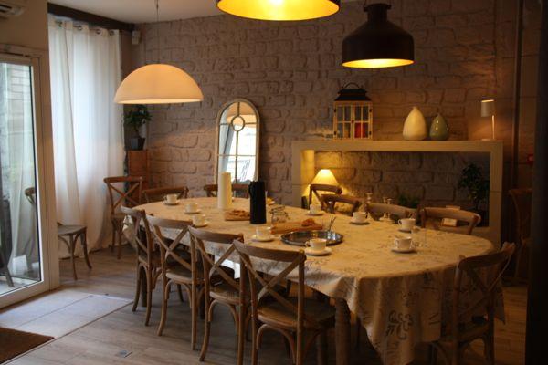 Dining Room, LeFoodist, Paris France