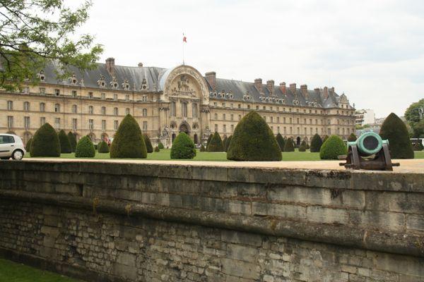 Hotel des Invalides, Paris France