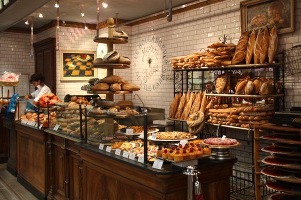 Classic Baguette and Croissant Paris France