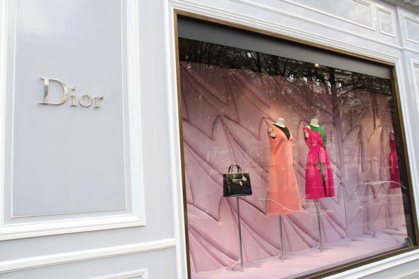 Dior, Paris.