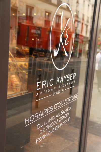 Eric Kayser, Paris.