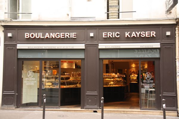 Eric Kayser, Paris France