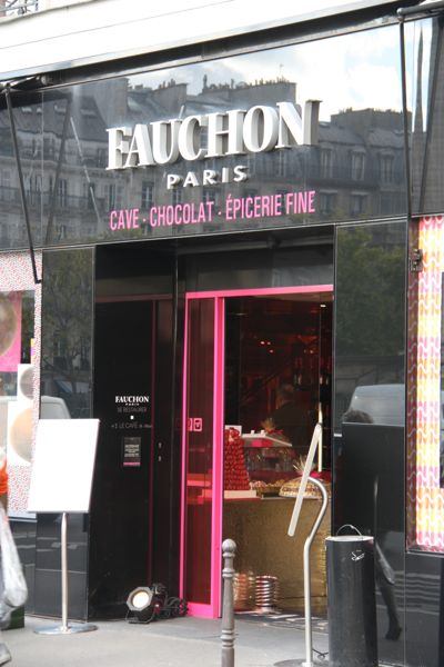 Fauchon, Paris France