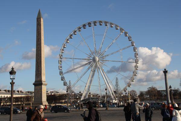Place de la Concorde, Paris, France.