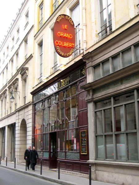 Le Grand Colbert, Paris.