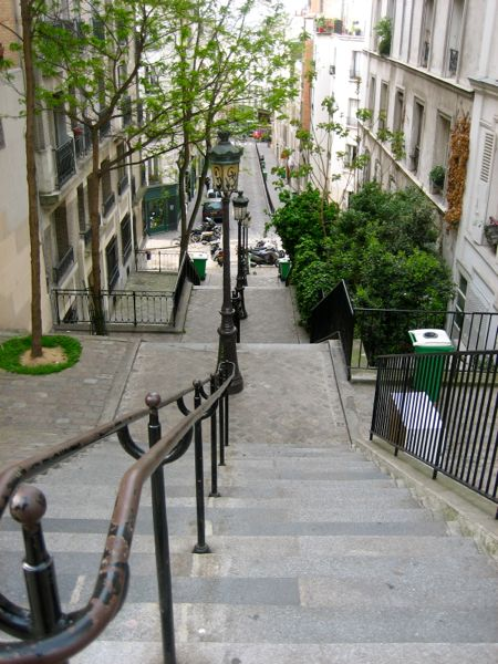 Montmartre, Paris France