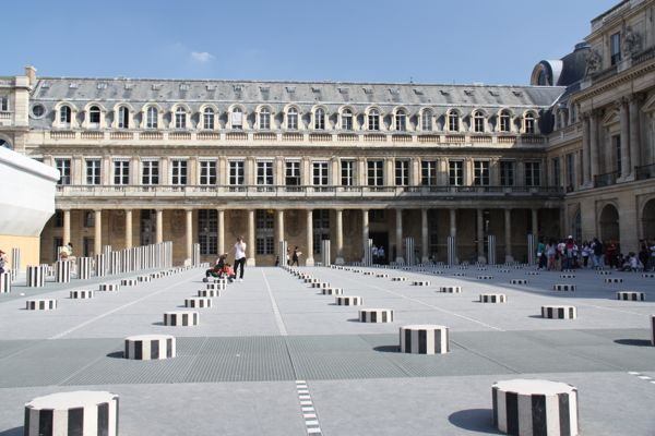Palais Royale, Paris France