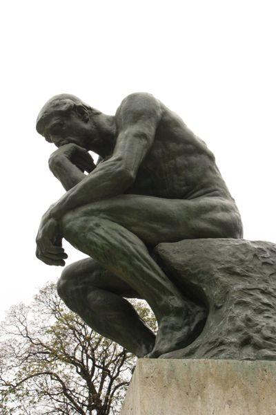 Rodin Museum, Paris, France.