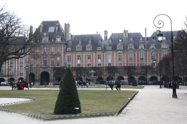 Marais, Paris France