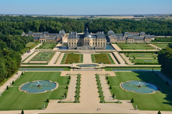 Vaux-le-Vicomte private collection Day trips