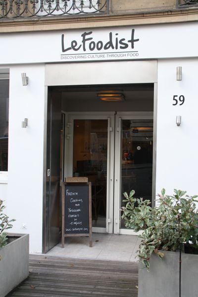 Le Foodist, Paris France
