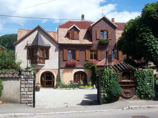 Andlau, Alsace France.