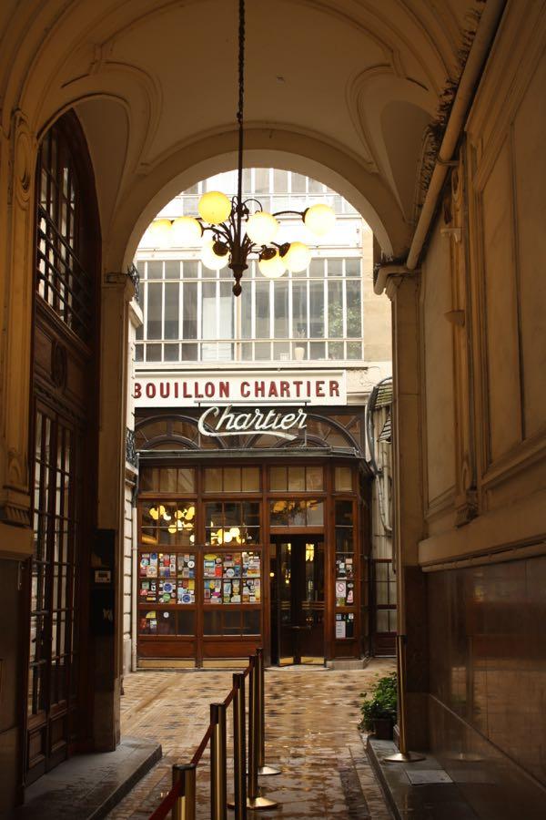 Chartier, Paris France