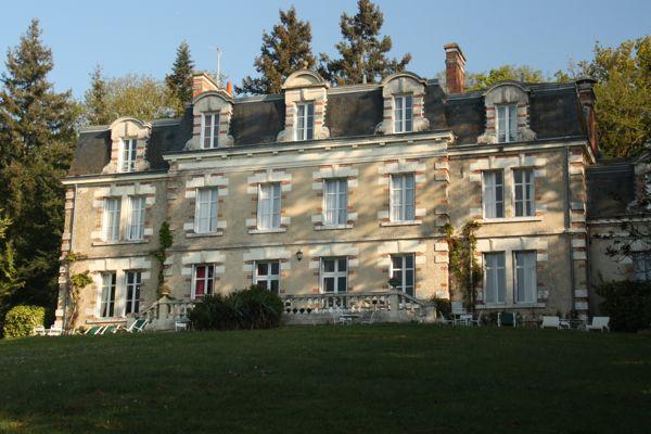 Chateau de Tertres, France.