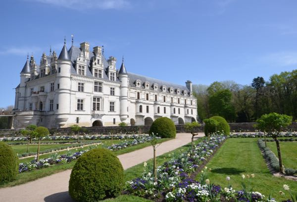 Chateau du Chenonceau Beautiful Places France