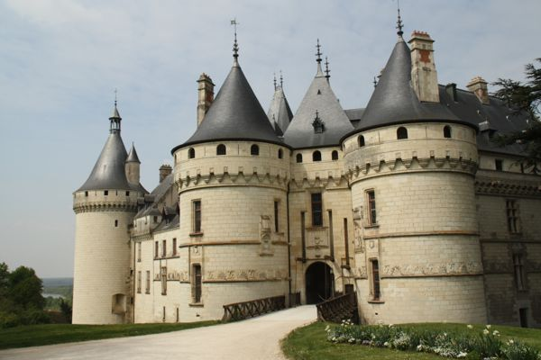 Chateau de Chaumont-Sur-Loire, Loire Valley, France.