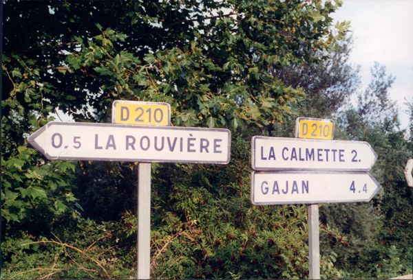 La Rouviere, France. renting a home