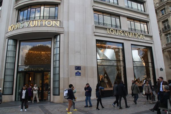 Louis Vuitton, Paris-Dos and Don'ts When In France