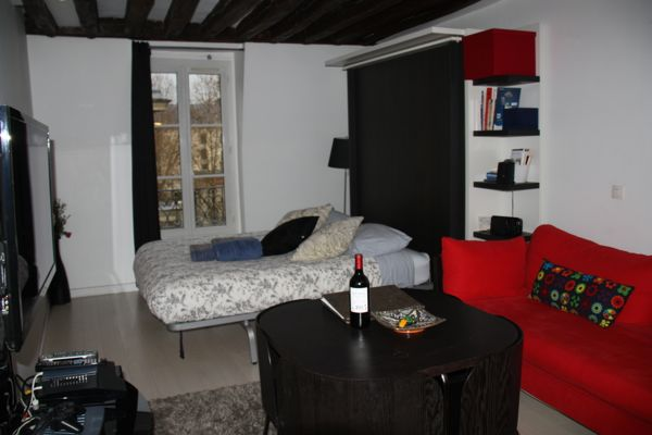 Paris Apartment renting