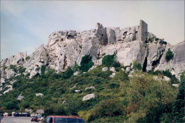Les Baux, Provence France.