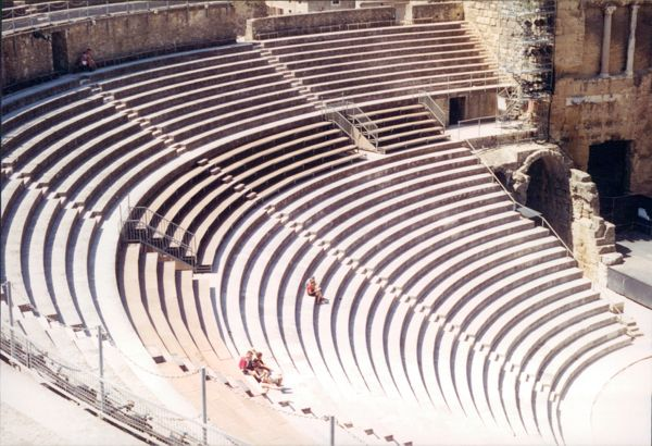 Orange Theatre, Provence France.
