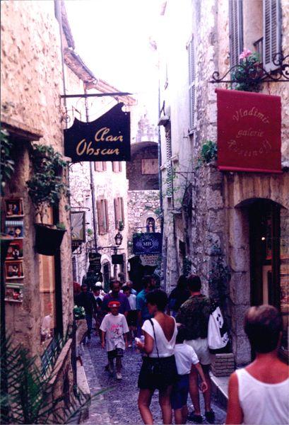 St. Paul de Vence, Provence France.