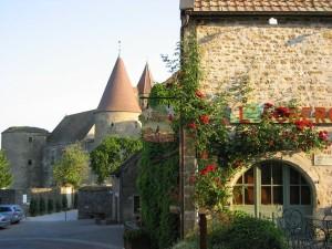 Burgundy, France Bike Tour
