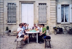 Dordogne France biking tour