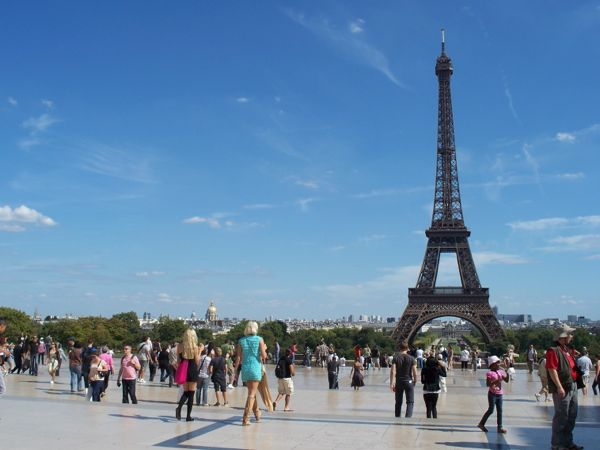 Eiffel Tower, Paris France. Book in advance