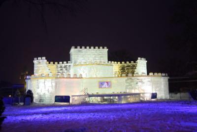 Quebec City's Winter Carnival