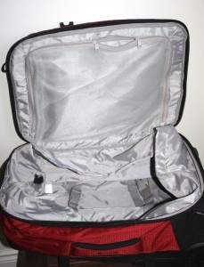 Pacsafe Toursafe AT21 Carry-on Bag.