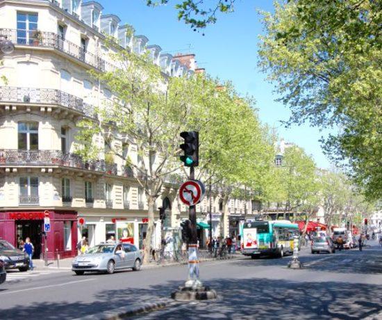 Staying safe in Paris