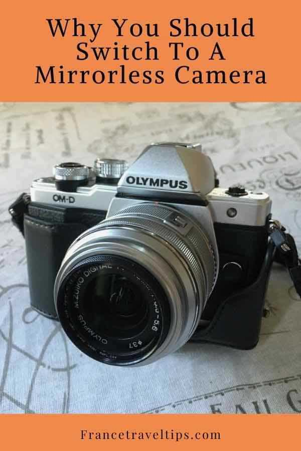 Switch To A Mirrorless Camera For Travel