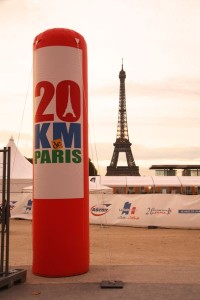 20 Km de Paris, France alternatives to walking