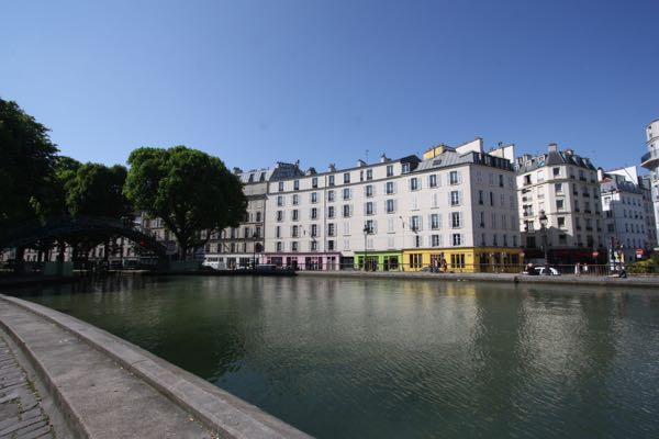 New places in Paris