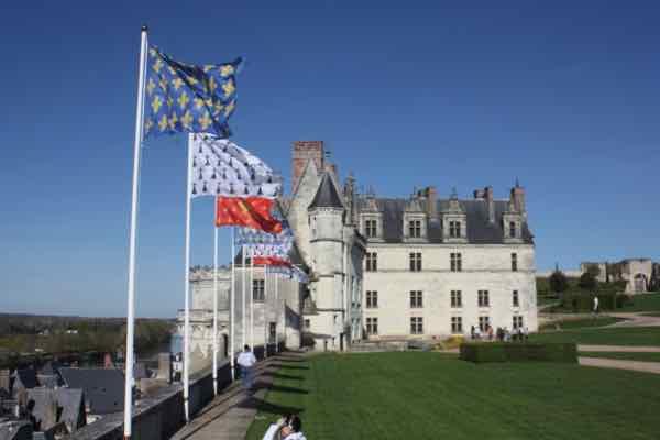 Chateau d'Amboise J Chung