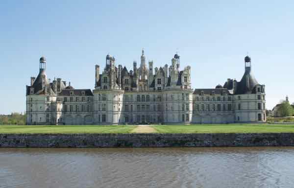 Chateau de Chambord J Chung