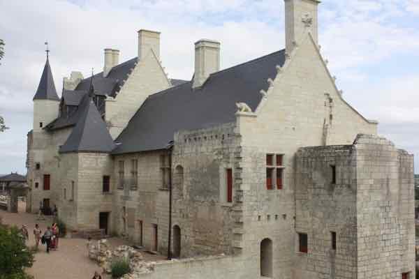 Chateau de Chinon (J Chung)