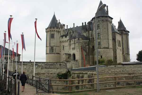 Chateau de Saumur (J Chung)