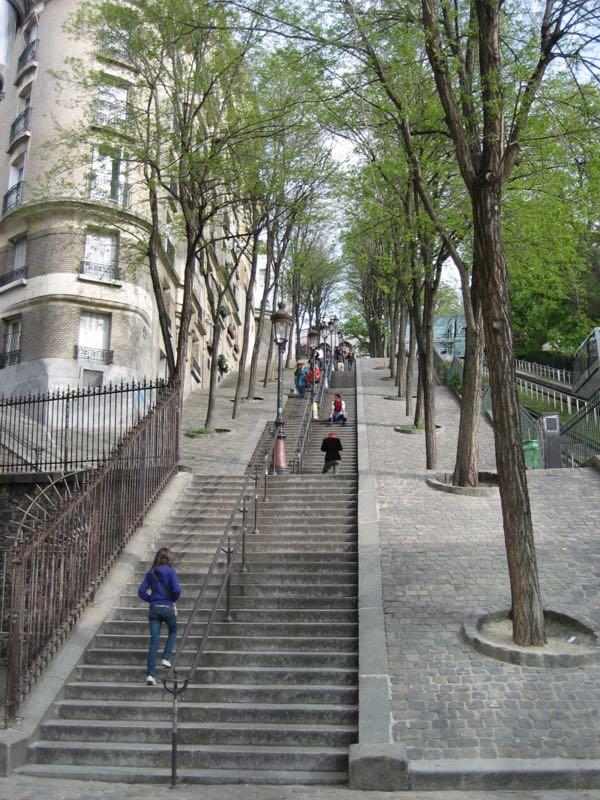 Alternatives To Walking In Paris