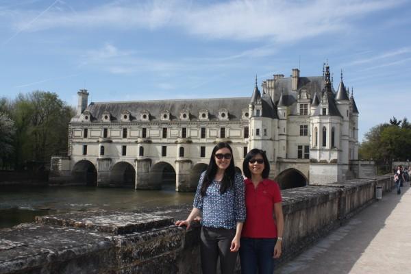 Chateau de Chenonceau-some truly unique Chateaux
