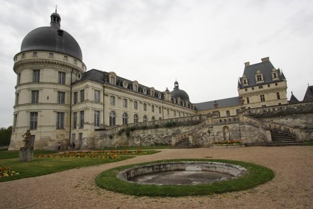 Azay-Le-Rideau France