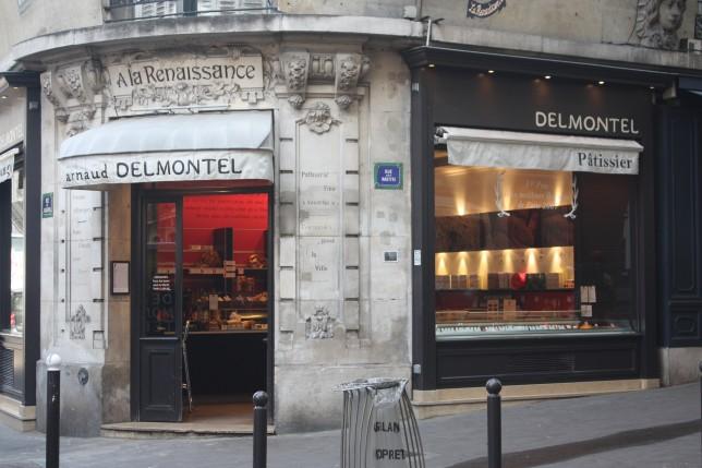 Arnaud Delmontel Boulangerie Paris France