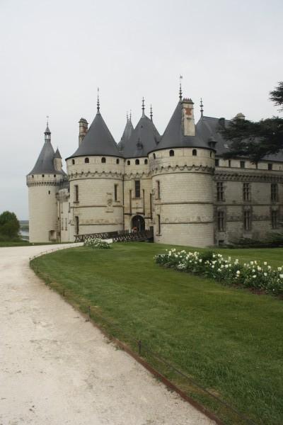 Chaumont-Sur-Loire France