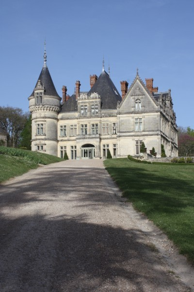 Chateau de la Bourdaisiere France