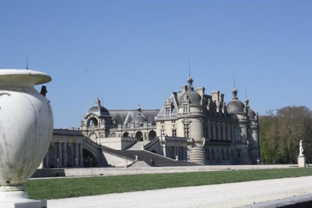 Chateau de Chantilly France (J. Chung)