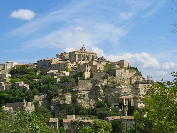 Gordes, France-Les Plus Beaux Villages de France (J. Chung)