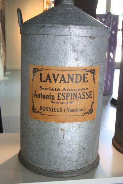 Lavendar Museum Provence, France